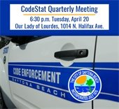 Public invited to Code Enforcement meeting Tuesday