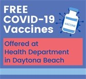 COVID-19 vaccine offered at Health Department