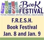 F.R.E.S.H. Book Festival Jan.  8 and Jan. 9