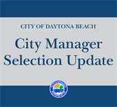 City manager selection update