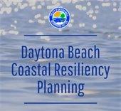 Ocean with Daytona Beach Coastal Resiliency Planning