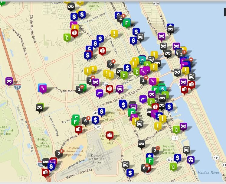Crime Map Image