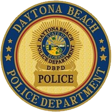 Daytona Beach Police Department logo