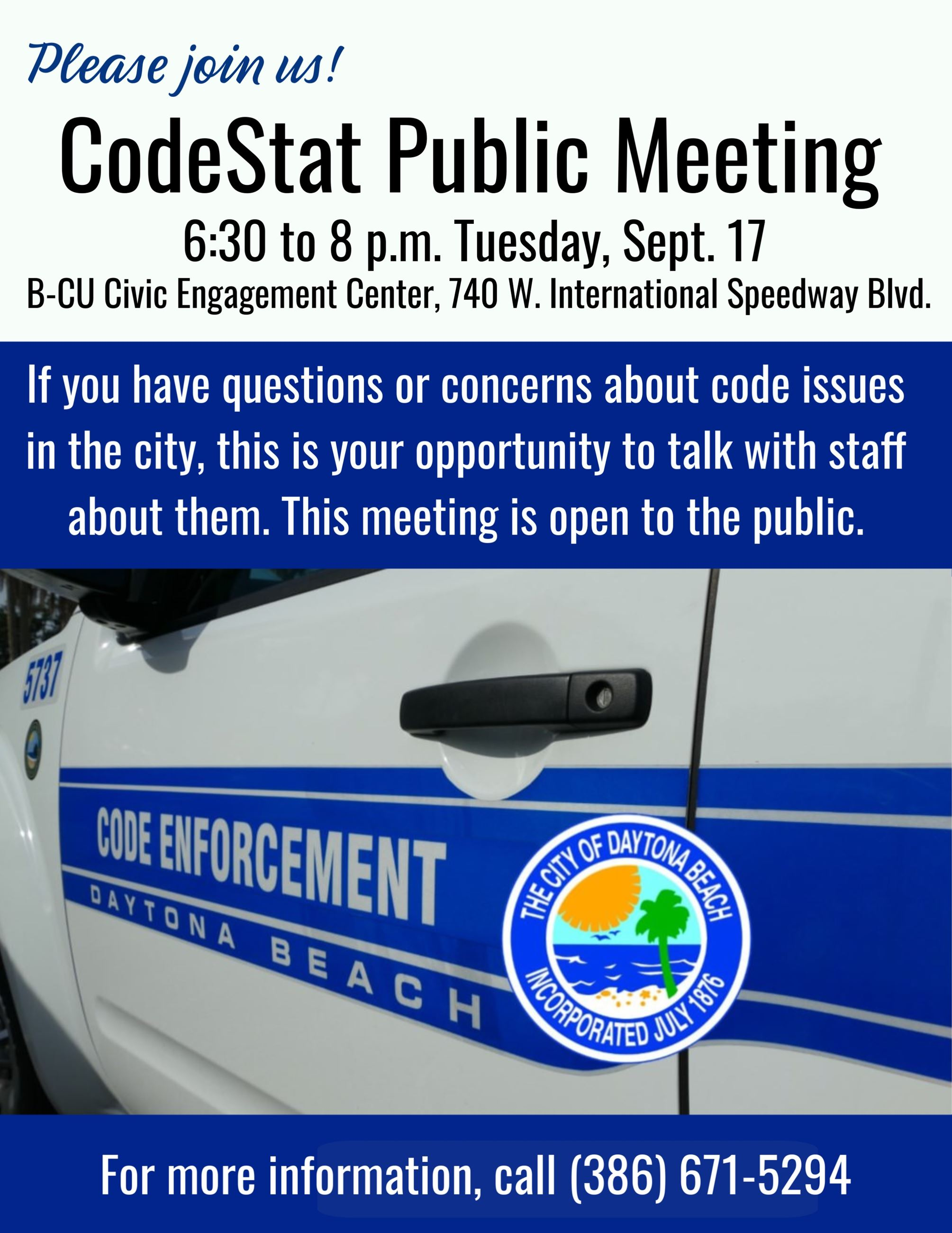 2019 Sept 17_CodeStat Community Meeting