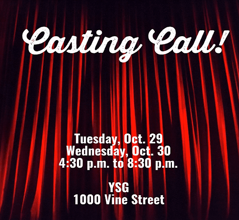 casting call news flash