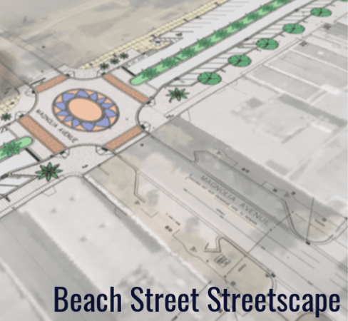 Beach Street Streetscape