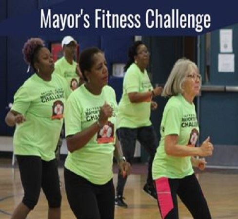 mayor's fitness challenge photo
