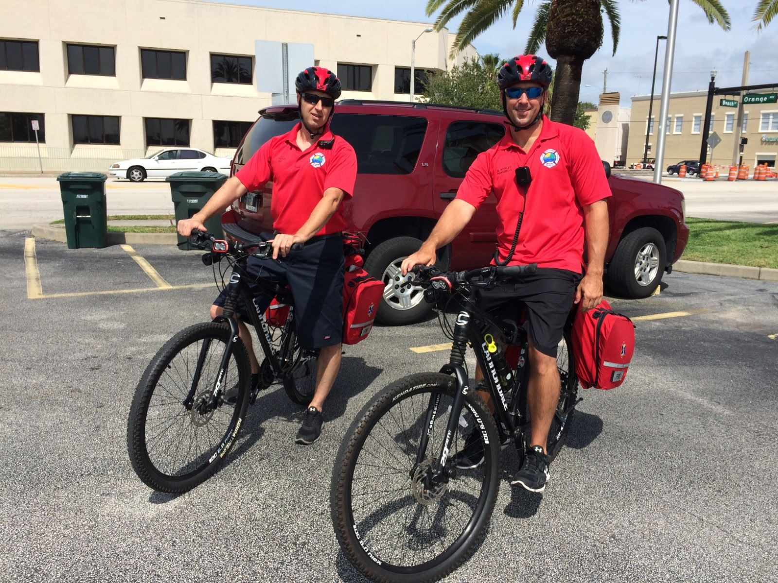 Daytona Beach Fire Department Bicycle Team