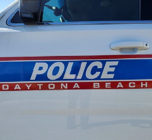 daytona beach police car logo 488 x 450
