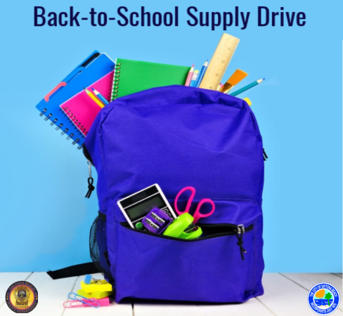 Highlight_Back to School Supply Drive