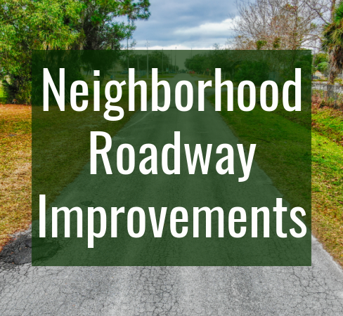 WEB_Neighborhood Roadway Improvements
