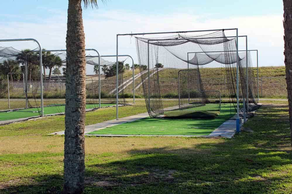 Bethune Point Batting Cages