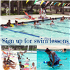 Swim lessons for youth available