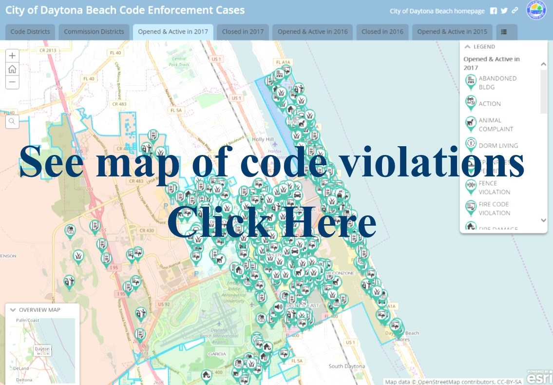 Daytona beach fl official website code mapg publicscrutiny Image collections