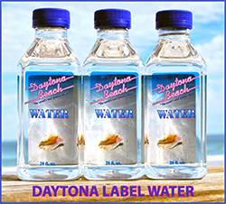 Photo of Daytona Label Bottles