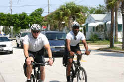 Bicycle Officers